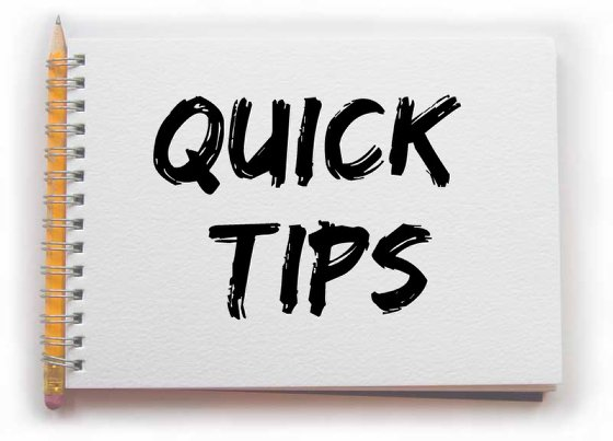 image gallery tips